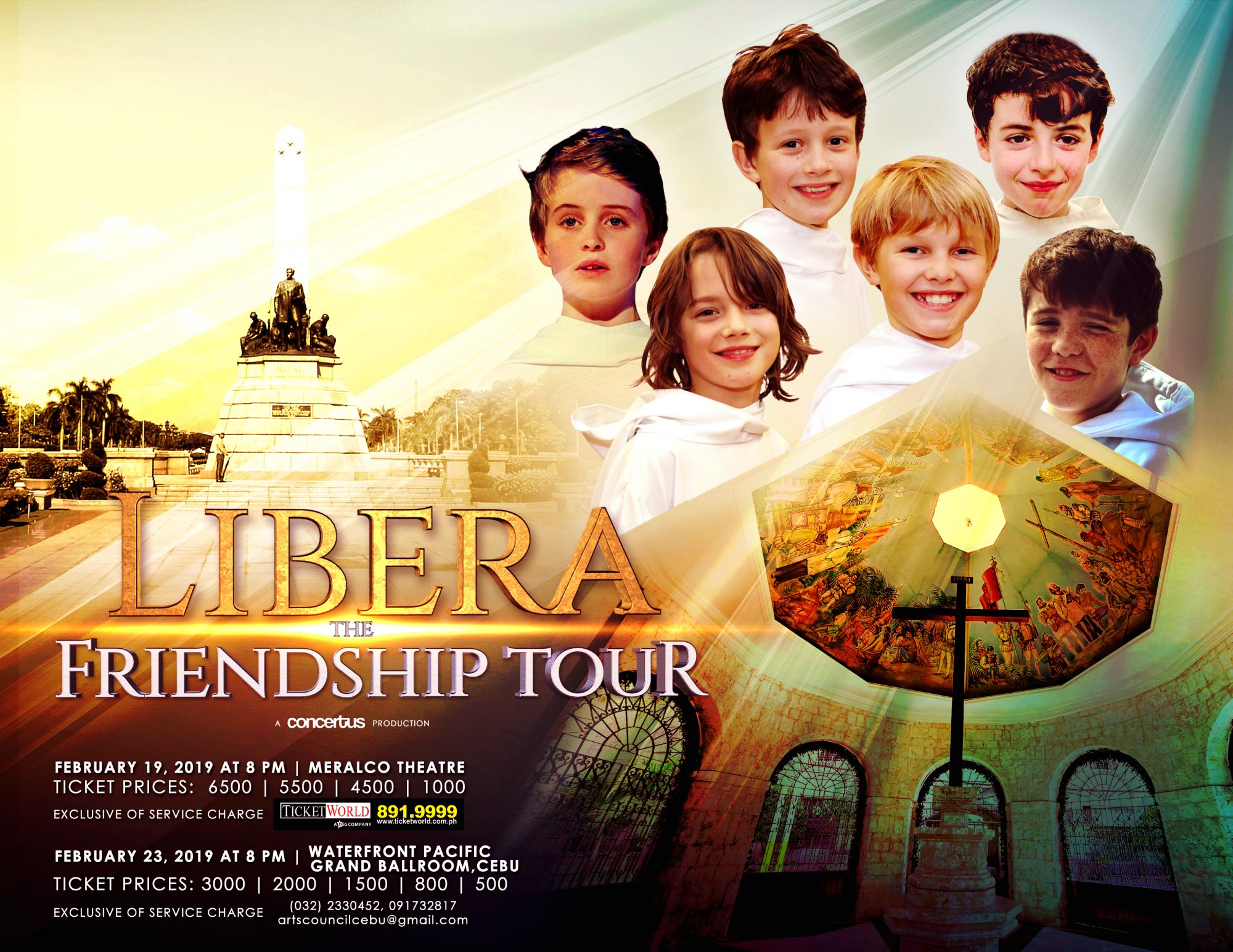 Concerts aux Philippines - février 2019 LIBERA-POSTER_A_2-2000x1545