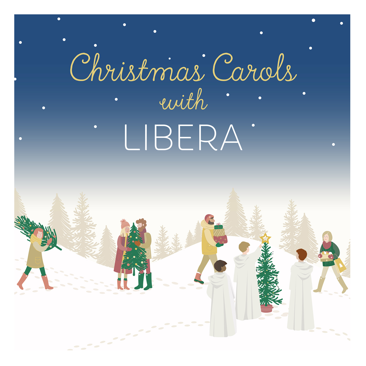 Christmas Carols with Libera CD